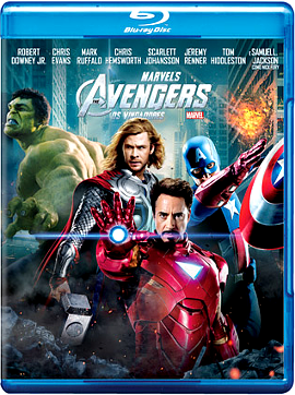 Assistir Online Filme Os Vingadores - The Avengers - Dublado Bluray
