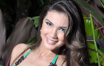 Miss Mundo Brasil World Brazil 2012 Para Aline Reis