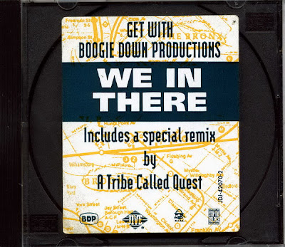 Boogie Down Productions – We In There (Promo CDS) (1992) (320 kbps)