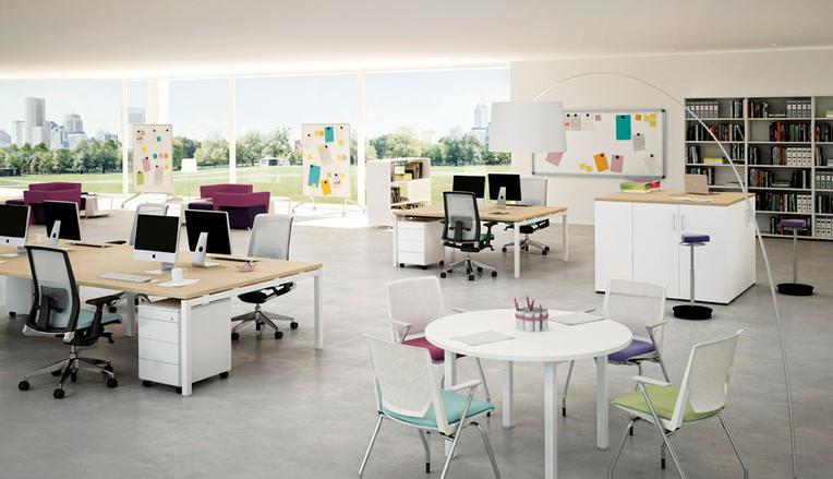 Christopher william adach handbook haworth adaptable workspaces office furniture seating - Hayworth office furniture ...