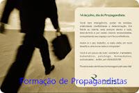 Formação de Propagandistas.