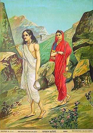 Satyavan and Savitri