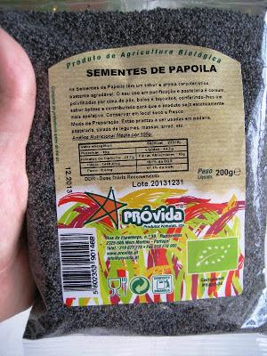 Sementes de Papoila