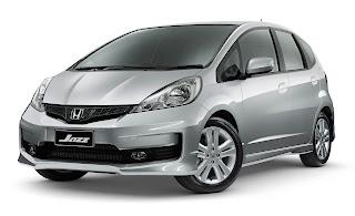 Honda Jazz Vibe S