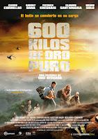 600 kilos d'or pur (600 kilos de oro puro) (2011)
