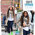 Rocsi's Pop of Color in NYC