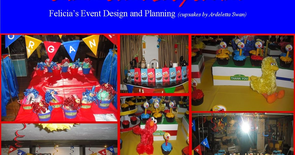 Felicia's Event Design and Planning: Baby Showers