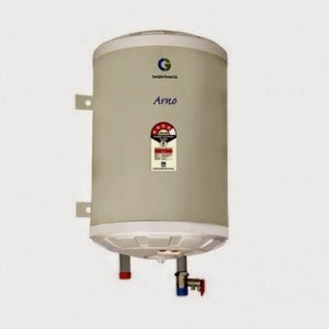 Snapdeal: Buy Crompton Greaves 25L Arno SWH625 Geyser at Rs.5822 only