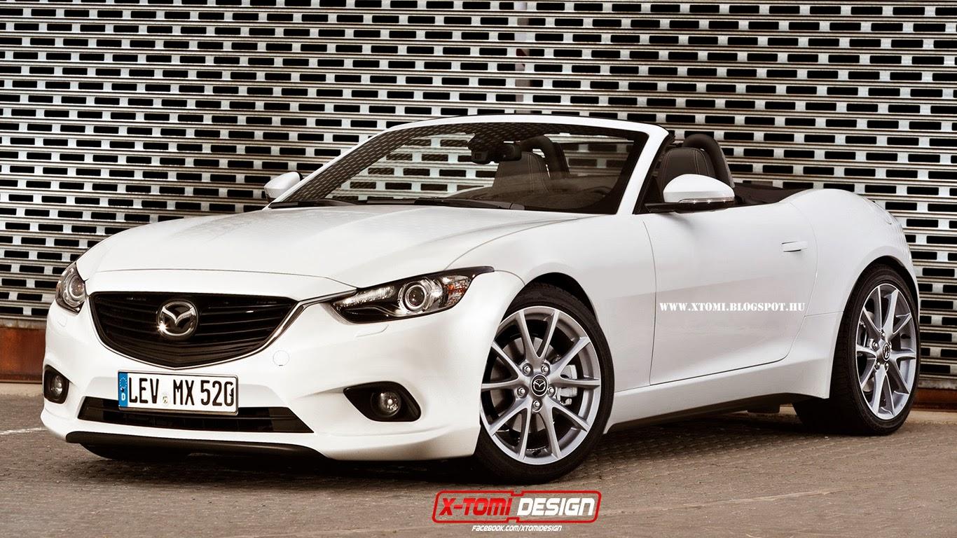 2014 - [Mazda] MX-5 IV - Page 4 Mazda+MX5+front2