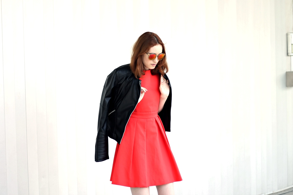 The red dress II