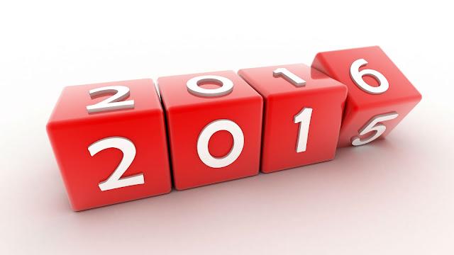 Mes résolutions pour l'année 2015