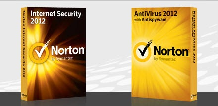 Norton Internet Security 2012 dan Norton AntiVirus 2012 Rilis
