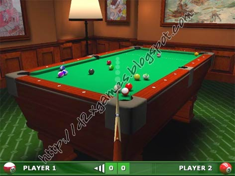 Free Download Games - DDD Pool