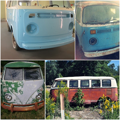 vw+bus+restore - Restoring a True Travel Happy Bus