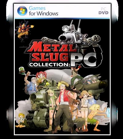 Descarga varios programas y algo mas: Metal Slug Collection PC ...