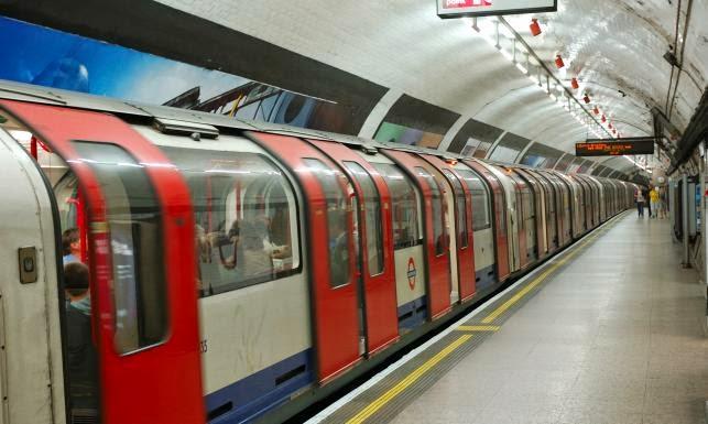 londynskie metro