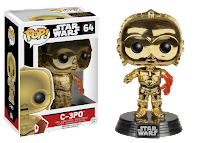 Funko Pop! C-3PO Barnes & Noble