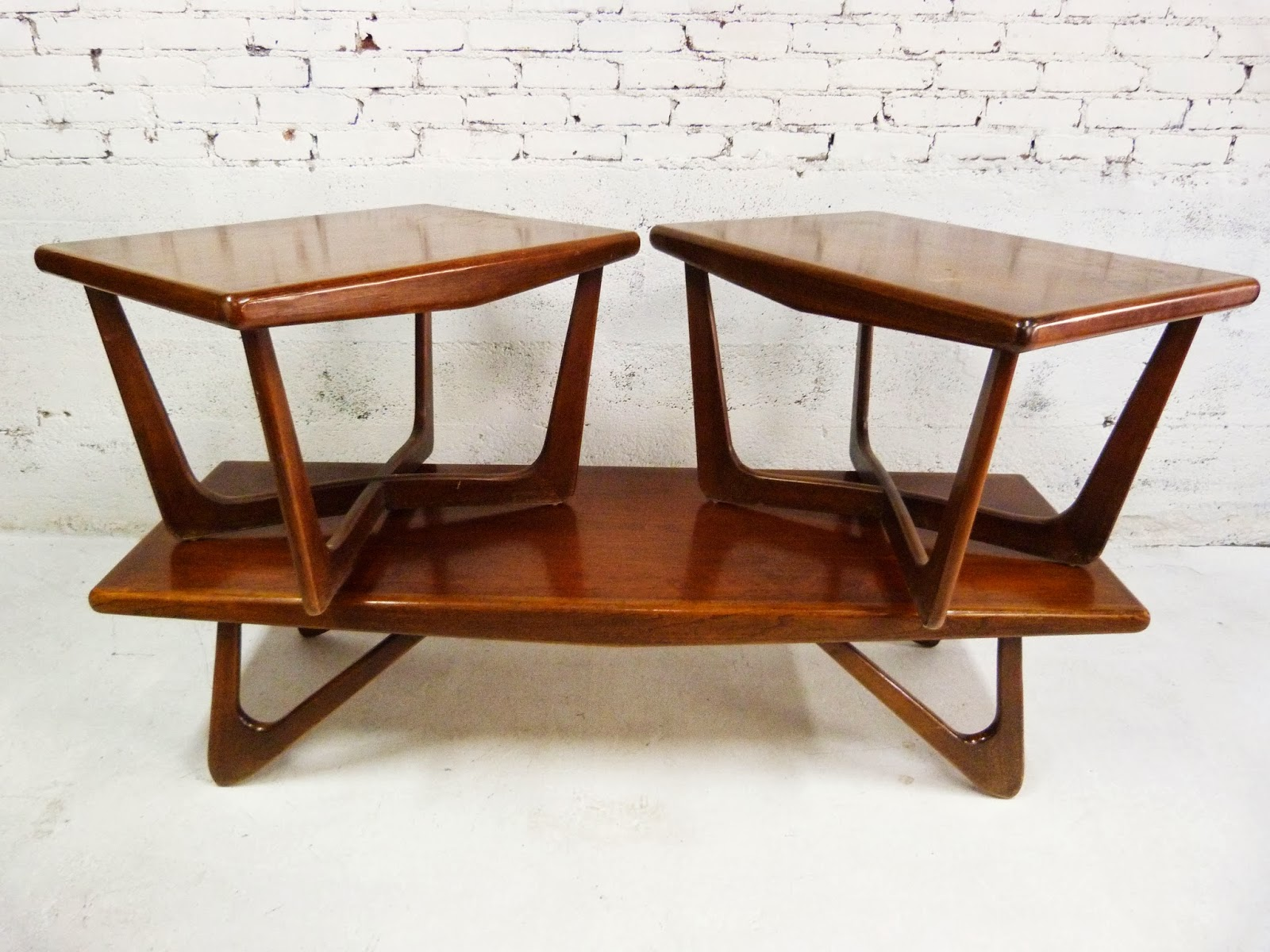 Modern mid century danish vintage furniture shop used restoration repair denver Modern coffee and end tables