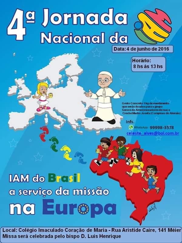 Infância Missionária, participe da Jornada!