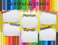 HORARIO CURSO 2017-18