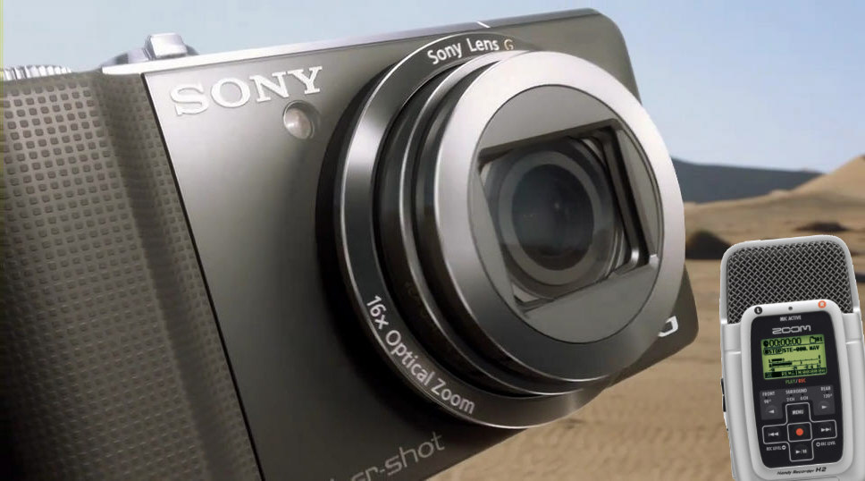 Sony HX9V Insider
