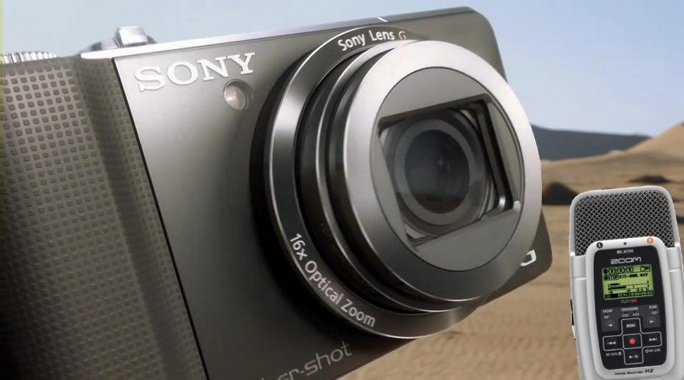 Sony HX9V Insider