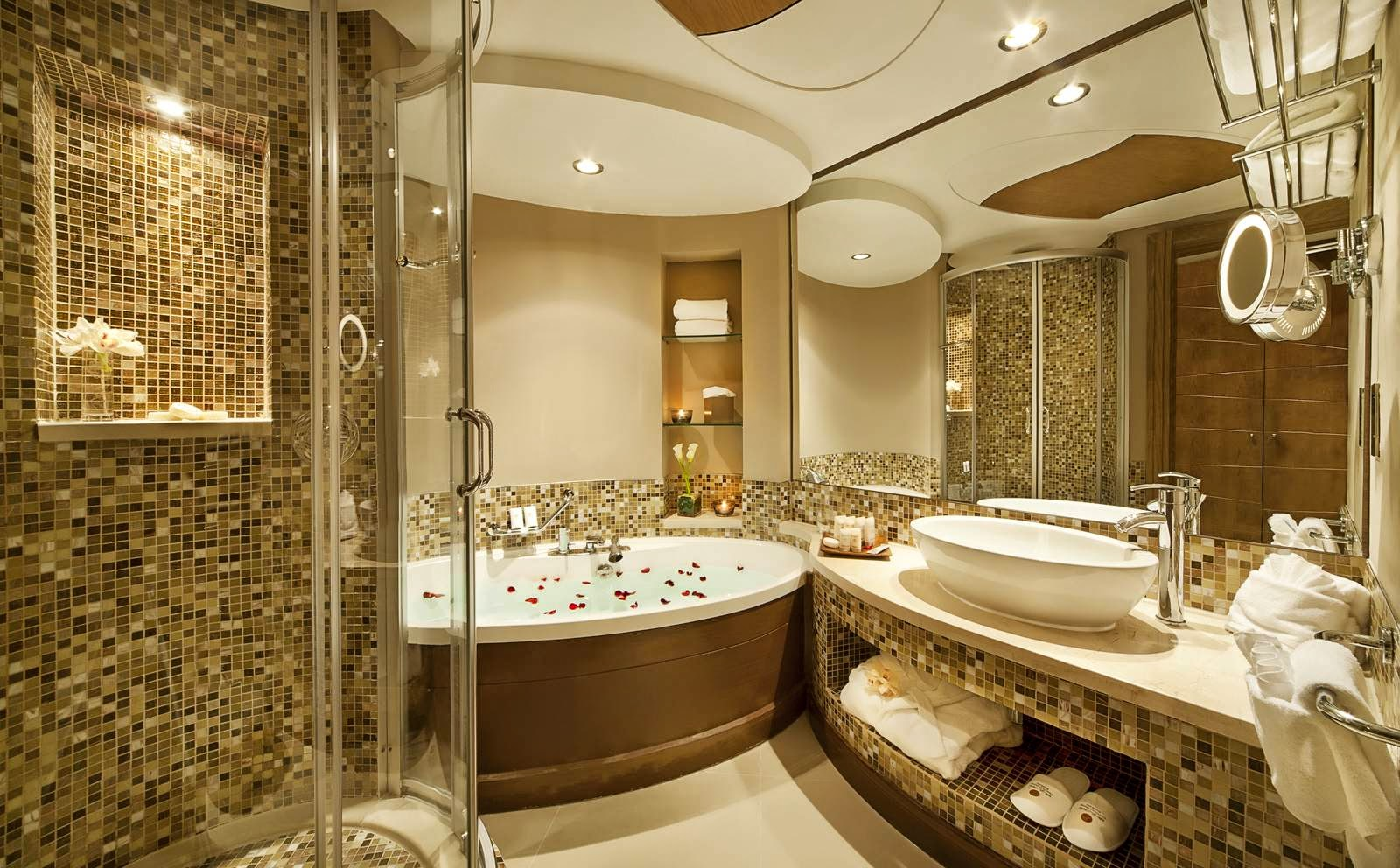 Incredible Designs For Your Bathroom A Room For Everyone