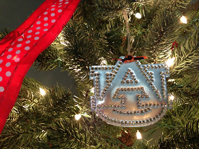 Favorite Auburn Ornament