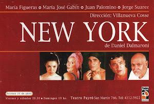 New York de Daniel Dalmaroni
