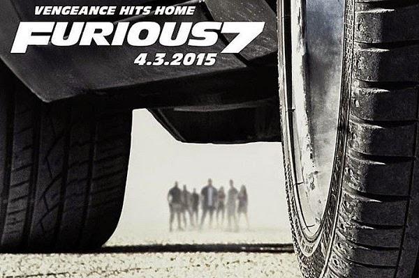 Film Furious 7 2015