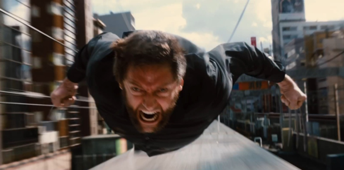 Men+The+Wolverine Trailer X Men 'The Wolverine' Terbaru