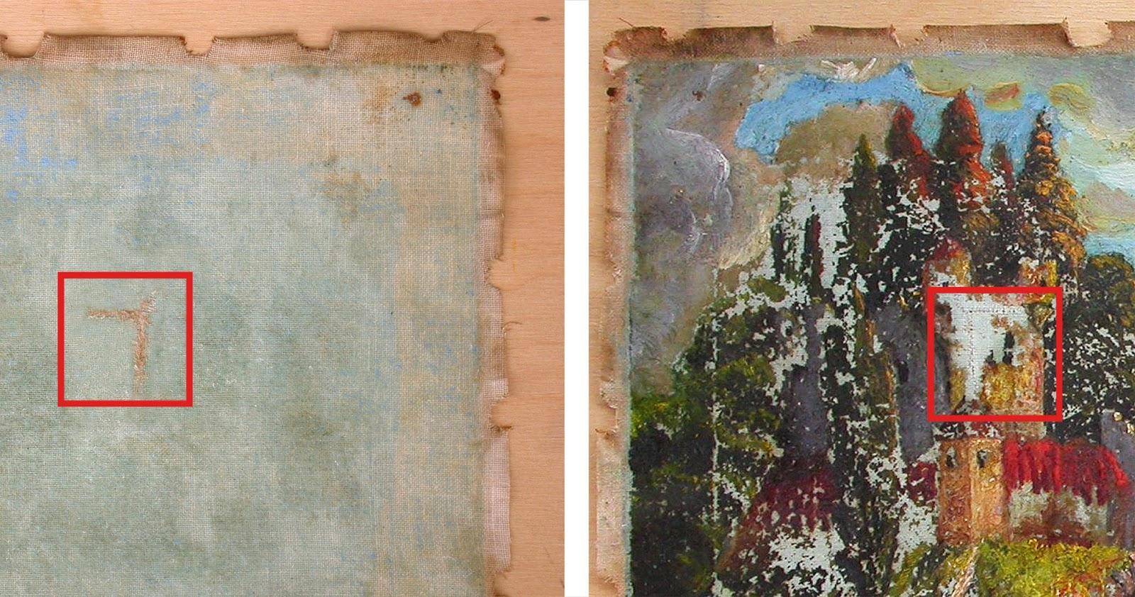 Реставрация картин своими руками Реставрация мебели своими руками