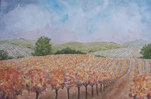 A New Vineyard Painting!
