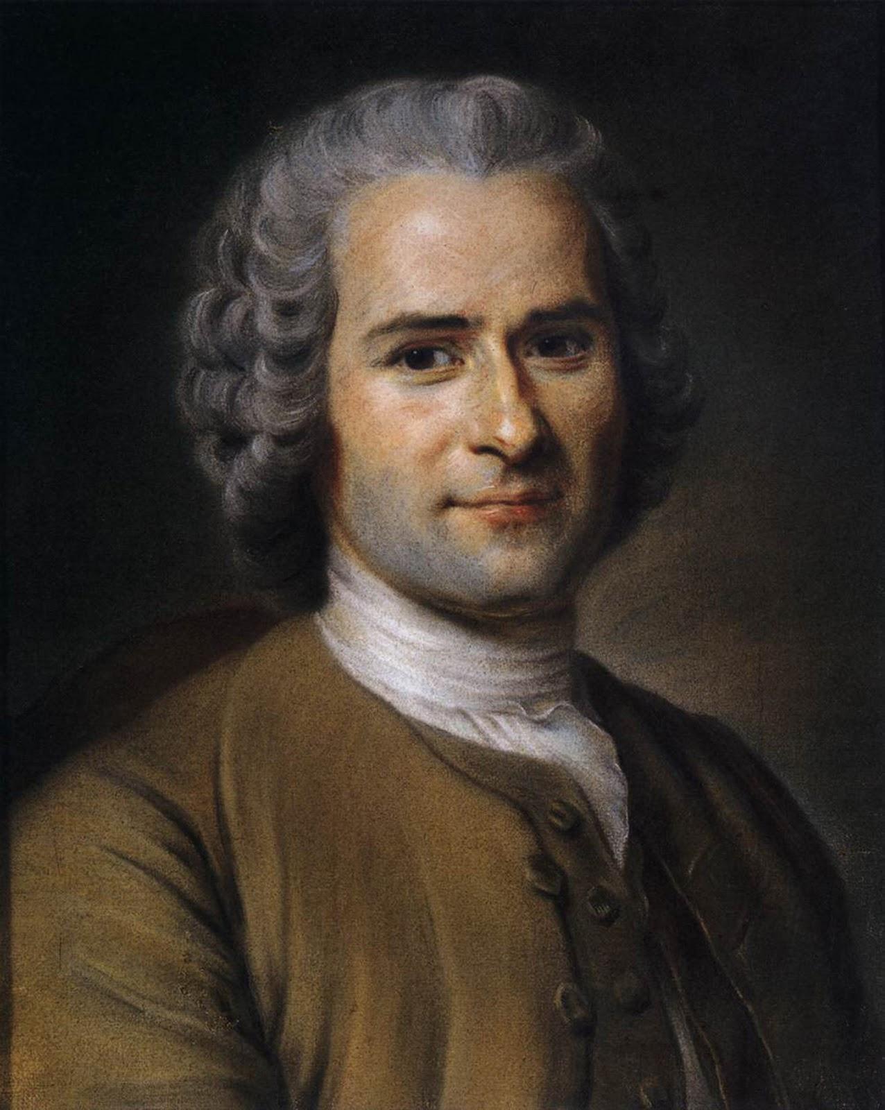 A Matéria do Tempo: Pensamentos de Rousseau
