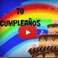 video de cumpleaños canción buen deseo