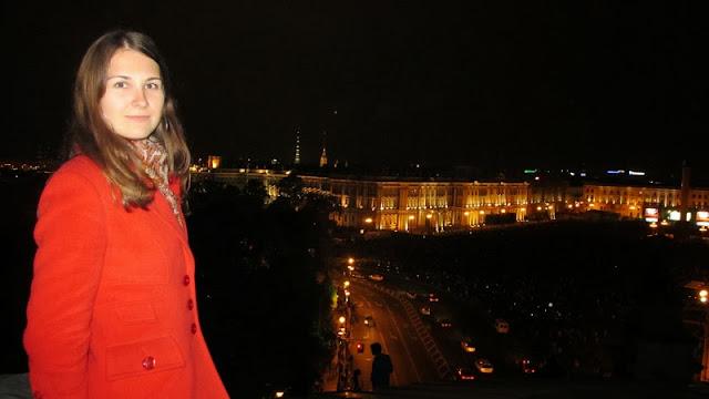 Крыши Петербурга, Дворцовая площадь, концерт сплин