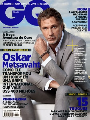 GQ Magazine - #Outubro