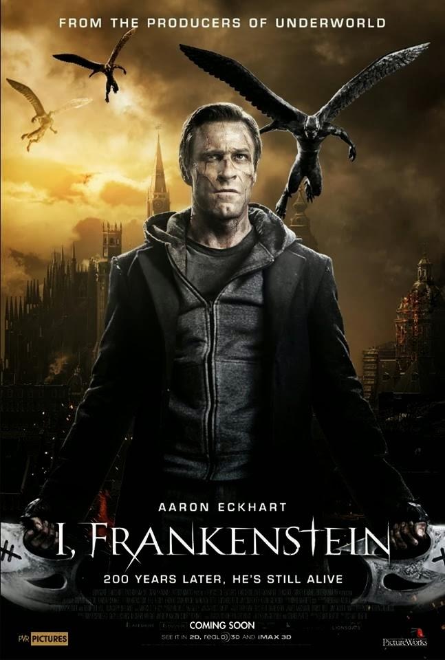 Download Filme Frankenstein: Entre Anjos e Demônios Dublado (2014) Torrent Grátis