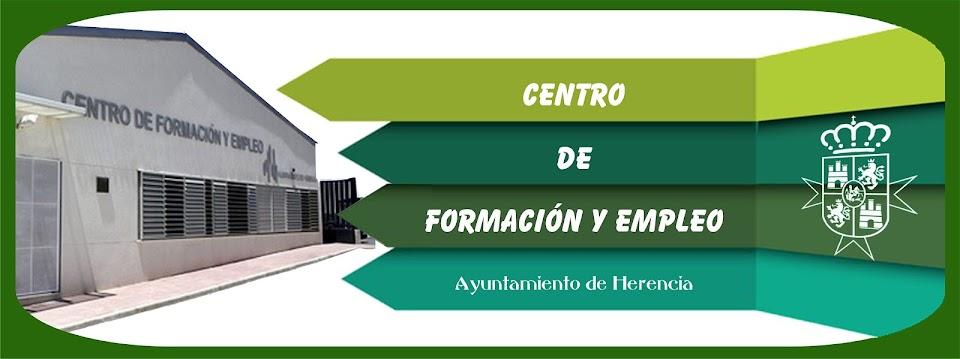 CENTRO DE FORMACIÓN Y EMPLEO Ayuntamiento de Herencia