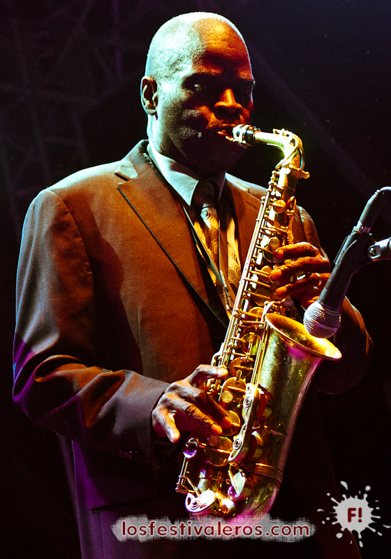 Andorra Red Music 2014: Maceo Parker