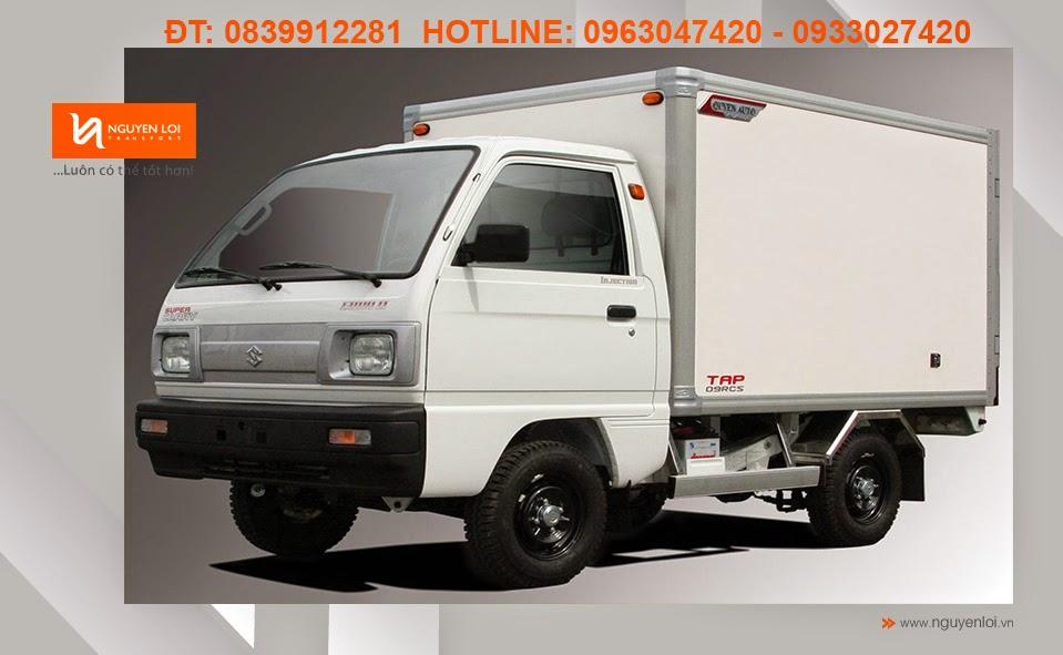 thuê xe tải nhỏ 500kg