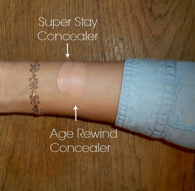 how to get maybelline age rewind concealer to work