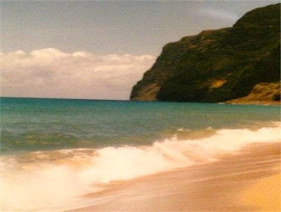 beach hawaii