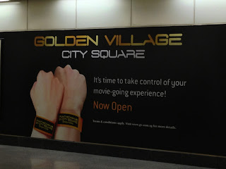 golden village city square