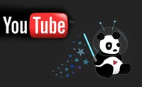New Youtube Interface for google - Cosmic Panda | Khamardos Blog