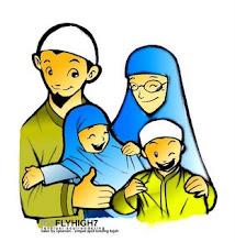 ..impikan keluarga bahagia...