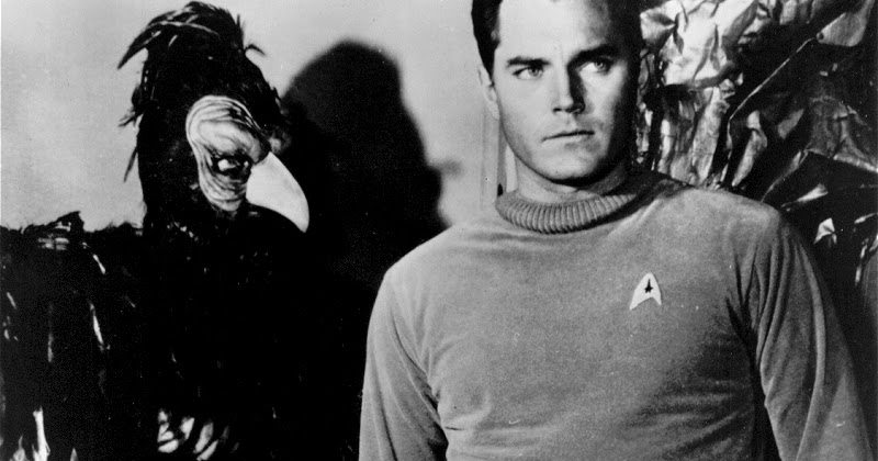 star trek fact check exit jeffrey hunter stage left