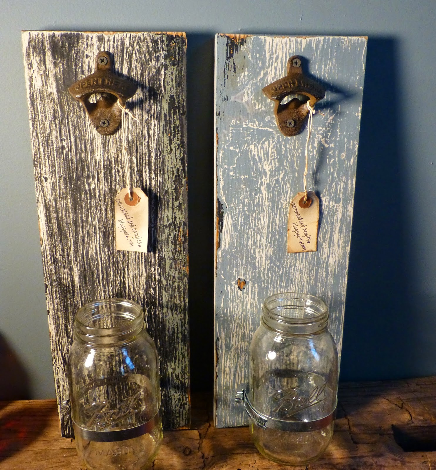 Barnwood And Bangles: Vintage And Reclaimed Wood Items