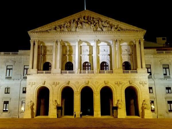 Lisbonne Lisboa assemblée