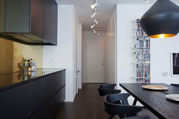 Interior Apartemen Kecil